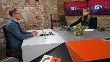 Krustpunktā - RSU profesors, Latvijas Ārpolitikas institūta direktors Andris Sprūds