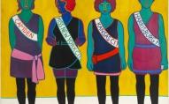 Mākslinieces Dainas Dagnijas darbi provocē feministisku diskusiju