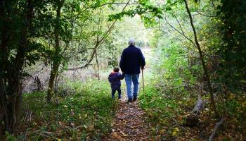 Vecāki un mazbērni: satikšanās iespējas distancēšanās laikā