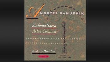 """""""Orfeja auss"""" muzikālais pielikums. Andžejs Panufņiks. """"Sinfonia Sacra"""""""