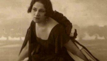 Dziedātāja Milda Brehmane-Štengele