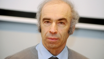 Intervija ar Latvijas Universitātes profesoru Mihailu Hazanu