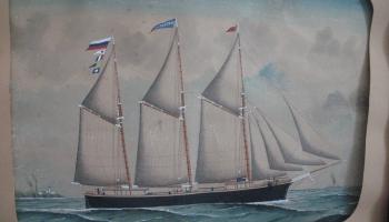 Jūrniecības vēsture Latvijas muzejos
