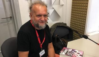 Dramaturgs un rakstnieks Lauris Gundars: Ja spēj vēl samēroties, tad tu esi dzīvs