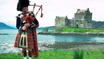 Gleznainā Skotija