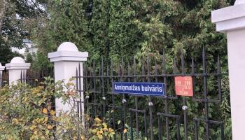 """Biedrība """"Riga Annenhof"""" gādā par vēsturisko atmiņu Imantā un Zolitūdē"""