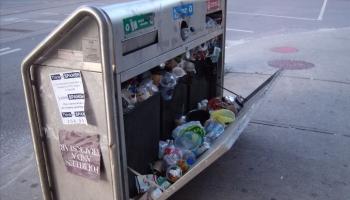 """Slēgs sadzīves atkritumu apglabāšanas poligonu """"Grantiņi"""""""