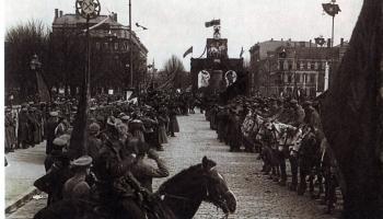 Neatkarības karš.1919. Sarkanās armijas spēki Latvijā