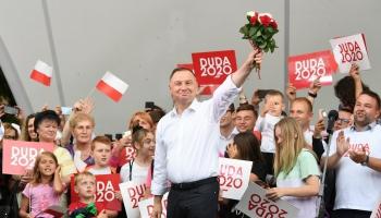 Polija turpina esošo kursu. Pieaug militārā spriedze Kalnu Karabahas reģionā