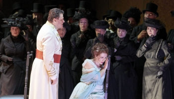 """Dž. Verdi opera """"Otello"""" Vīnes Valsts operā 20. jūnijā. Titullomā - Aleksandrs Antoņenko"""