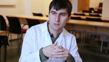 Jānis Veliks: ir izstrādāts jauns reaģents