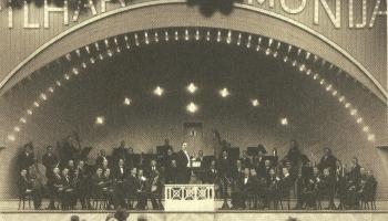 Tapis pētījums par Liepājas mūzikas dzīves vēsturi. Stāsta Ilze Valce un Vēsma Lēvalde