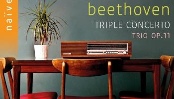 Bēthovena Trīskāršais koncerts jaunā CD un Klarnetes trio dažādās interpretācijās
