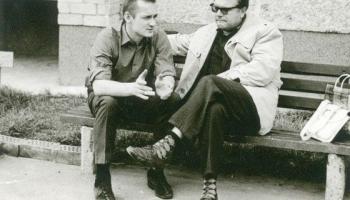 Atceroties aktieri un režisoru Oļģertu Dunkeru dzimšanas dienā. Atmiņas un anekdotes