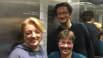 Klāt J. Vītola starptautiskais kordiriģentu konkurss! Studijā Aira Birziņa un Jānis Ozols