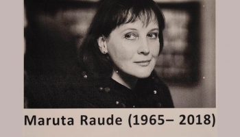 Porcelāna mākslinieces Marutas Raudes izstāde atceļojusi uz dzimto Latgali