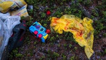 VVD ar Kriminālpoliciju šķetina atkritumu apsaimniekošanas uzņēmumu pārkāpumus-noziegumus