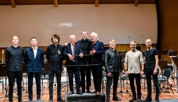 """Festivāla """"Windstream 2021"""" noslēguma koncerts """"Katedrāle un roks"""""""