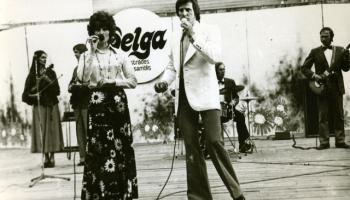"""Ansamblis """"Selga"""" – viens no populārākajiem 70. gadu Latvijā"""