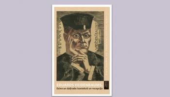 Veidenbaums: top monogrāfija par dzejnieku; mūzikas loma viņa dzejas dzīvotspējā
