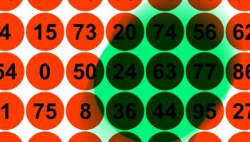 Improvizēta, kinētiska loterija Rīgas Mazākajā galerijā