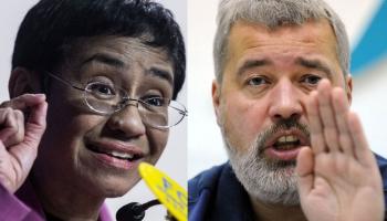 Nobela Miera prēmija žurnālistiem. Čehijā aizvadītas vēlēšanas. Eiropas loma pasaulē