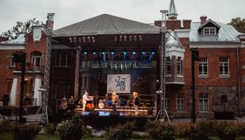 """Jau nākamnedēļ Lūznavā skanēs trešais Baltijas džeza festivāls """"Škiuņa džezs"""""""