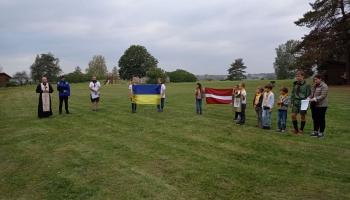 «Пласт» допомагає українським дітлахам у Латвії залишатися активними у період пандемії