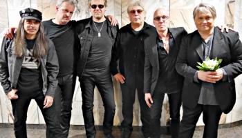 """Grupa """"Opus pro"""" - stabila vērtība uz latviešu rokmūzikas skatuves jau 35 gadus"""