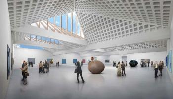 Kultūras ministrija un Rīgas dome veidos darba grupu Laikmetīgās mākslas muzeja virzībai