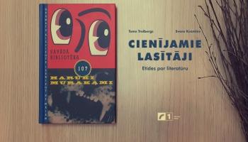 """Haruki Murakami garstāsts """"Savādā bibliotēka"""" - parafrāze par Mīnotaura labirintu"""