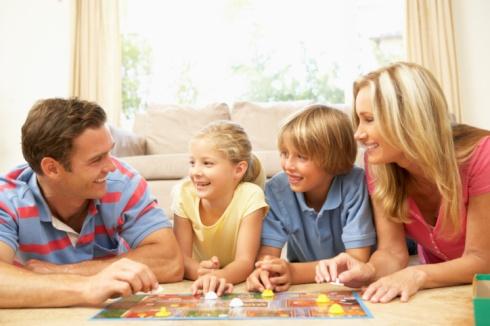 Счастливые родители - счастливые дети