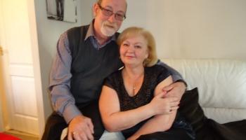 Лариса и Эндрю Рамсден: Кому хорошо в Англии, так это пенсионеру