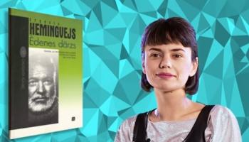 Lasīt ir stilīgi! Kādas grāmatas iesaka izlasīt Dārta Daneviča un Artis Volfs?
