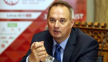 Edvīns Balševics no amata atstādinājis Rīgas pilsētas izpilddirektoru Juri Radzeviču