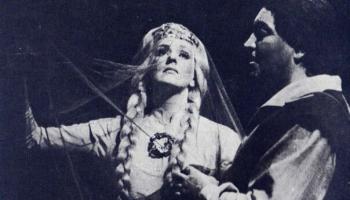 """Imanta Kalniņa opera """"Spēlēju, dancoju"""" 1981. gada ierakstā"""