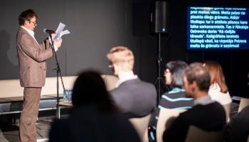 Prozas lasījumi: Iepazīstinām ar Baltijas literātiem