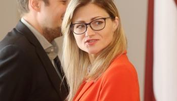 NEPLP Ieva Kalderauska par latgalīšu volūdu medijūs