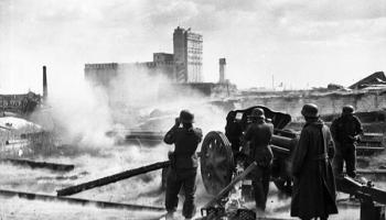 Otrais pasaules karš. Staļingradas kauja un Kurskas kauja