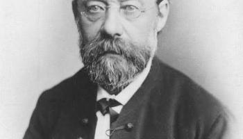 "5. novembris. Komponista Bedržiha Smetanas cikla ""Mana dzimtene"" pirmatskaņojums"