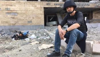 Журналист о работе в Нагорном Карабахе: Мандража не было, было ощущение бессилия