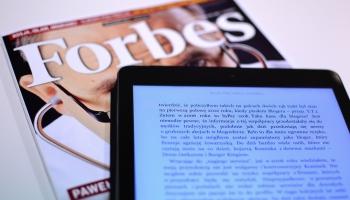 Дорога к «Форбсу» и успех региональной прессы