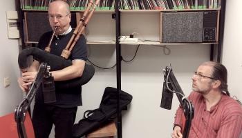 Tautas mūzikas instrumenti ar Valdi Muktupāvelu