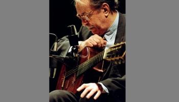 Bosanovas stila pamatlicējs - brazīliešu mūziķis Žuans Žilbertu. 2. daļa
