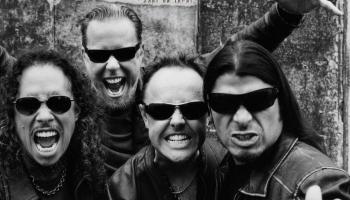 Metallica – vīri, kas smagajai mūzikai pievērsa pusi pasaules