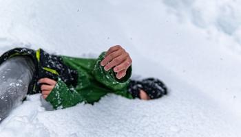 Детские травмы зимой