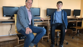 Divkāršs medaļnieks Eiropas jauniešu programmēšanas olimpiādē - Ansis Gustavs Andersons