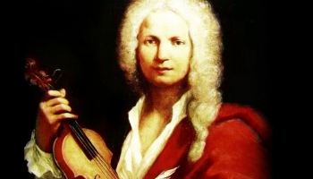 """Antonio Vivaldi """"Gadalaiki"""". Diriģenta zižļa un vijoles stāsts"""