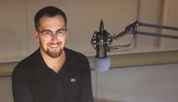Rīgas Projektu kora dibinātājs Kristofers Volšs-Sinka: Latvijā man ļoti patīk!!