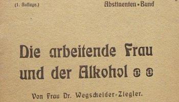 Alkohols un strādnieka sieva